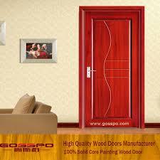 china new design mdf veneer bedroom door gsp8 015 china mdf door mdf board door
