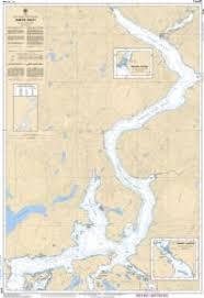 Burrard Inlet Depth Chart Oceangrafix Chs Nautical Chart Chs3514 Jervis Inlet