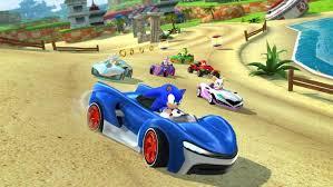 apple arcade updates sonic racing and