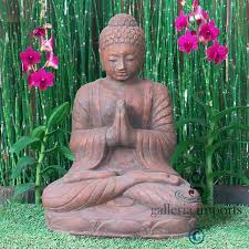 meditating buddha statue ascot vale