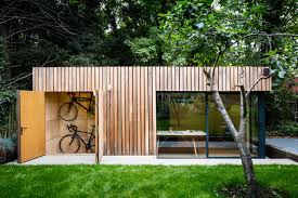garden office sheds. Interesting Office Garden Room With Storage Shed By Green Studios7 Inside Office Sheds D