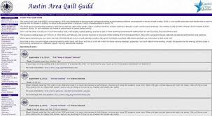 Austin Area Quilt Guild | World Quilts: The American Story & Suzanne Yabsley documented the formation of Texas quilt guilds in her 1984  book Texas Quilts, Texas Women. Between 1979 and 1982 the number of guilds  in ... Adamdwight.com
