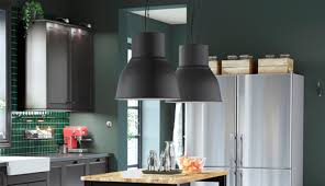 ikea lighting kitchen. hektar pendant lamp dark gray ikea lighting kitchen