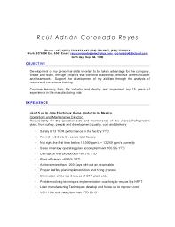 Free Create A Resume Cool Resume RCoronado