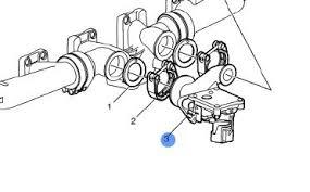 amazon com volvo truck egr valve d12 reman 85000908 automotive