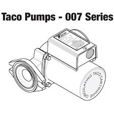 central boiler taco zf priority zoning circulator pump  taco 007 zf5 9 priority zoning circulator pump 1 25 hp 115v