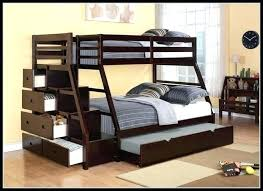 Queen Bed Frame With Trundle Bedroom In – autohome