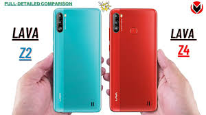LAVA Z2 VS LAVA Z4 _ Full Detailed ...