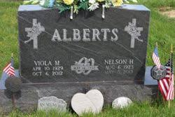 Nelson Harold Alberts (1923-2013) - Find A Grave Memorial