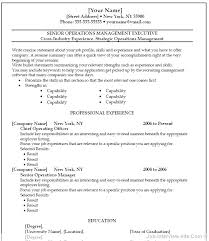 Resume Word Sample Awesome Collection Of Word Sample Resume Format