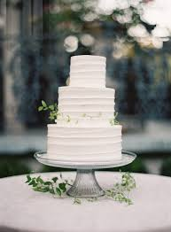 14 Minimalist White Wedding Cake Styles Ideas For The Day 3 Tier