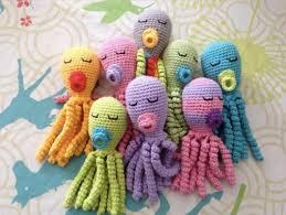 Crochet Octopus For Premature Babies Pattern Fascinating How To Make An Amigurumi Crochet Octopus