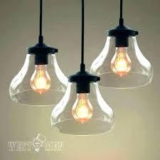 rustic glass pendant lighting. Rustic Glass Pendant Lighting Seeded Lights Light Clear Hand Blown Fixtures Bubble Art