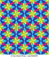 colorful flower patterns. Brilliant Colorful Colorful Flower Pattern Vector Seamless Patterns Can Be Used For Wallpaper  Pattern Fills And Background To Flower Patterns