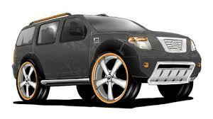 Pathfinder Design Marc Ecko Design For Nissan Pathfinder Motor1 Com Photos