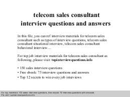 Best Telecom Sales Resume