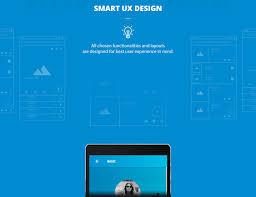 Layouts Blue Ionic 3 Ui Theme Template App Material Design Blue Light