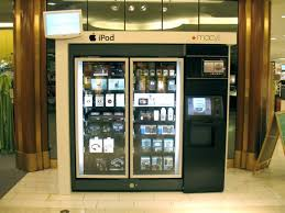 Fancy Vending Machine Unique An IPod Vending Machine At Macy's What All Over Albany