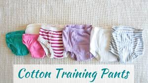 Small Cloth Training Pants For Elimination Communication