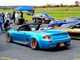 BMW Convertible custom m6 bmw : Slammed BMW M6 Convertible at First Class Fitment   Mind Over Motor