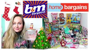Home Bargains Christmas Lights Huge B M Bargains Christmas Haul Home Bargains November 2018 Stocking Fillers Gift Ideas