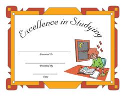 School | Free Pdf Certificates