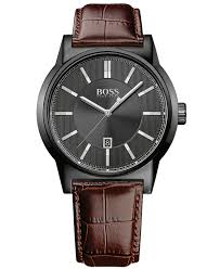 hugo boss watches brown leather strap for men hugo boss watches hugo boss watches brown leather strap for men