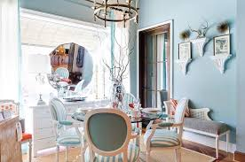 unique dining room furniture design. Plain Dining Let Art Bring Out Your Accent Colors Image Via Emily Johnston Larkin And Unique Dining Room Furniture Design G