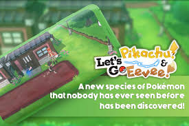 Lets Go Pikachu for Android - APK Download