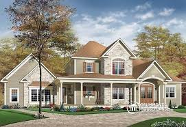 House plan W detail from DrummondHousePlans comfront   BASE MODEL to bedroom Ranch style home   open floor plan and