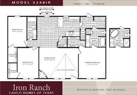 double wide floor plans 3 bedroom. Contemporary Wide Single Wide Trailer Floor Plans 3 Bedroom For Double W