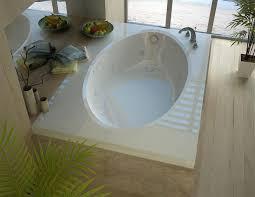 spa world vz4260vdrx venzi grand tour viola 42 x 60 rectangular air whirlpool jetted bathtub