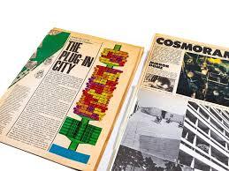 Zoom! The Archigram Collection Arrives at the Harvard Graduate School of  Design - Harvard Graduate School of Design