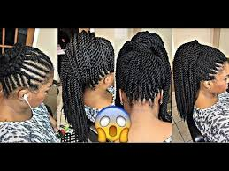 Braid Pattern For Crochet Box Braids