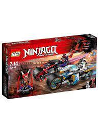 Mua đồ chơi LEGO Ninjago 70639 Street Race of Snake Jaguar Giá Tốt HCM –  UNIK BRICK | Lego ninjago, Lego, Lego sets
