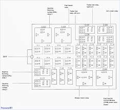 1999 ford f150 fuse box diagram @ 2000 ford ranger fuse panel 1999 ford f150 fuse box diagram under dash at 1999 F150 Fuse Box