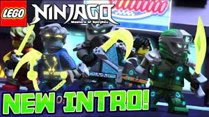 Ninjago Season 12 Intro Revealed.... kinda? 🎮 - YouTube