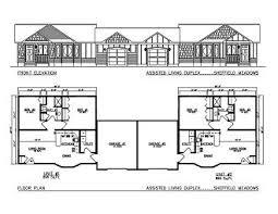 Home Floor Plan U0026 Features At Pathways  Pathways Assisted Living Assisted Living Floor Plan