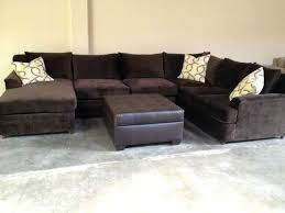 deep sectional sofa with chaise couch within plans 19 deep sectional couches78