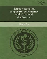 essay writing tips to dissertation topics on corporate governance consider replacing your present topic something interesting and fresh and the task will be much easier