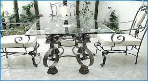 rod iron furniture design. Elegant Outdoor Furniture Patio Wrought Iron Awesome  For Your Garden Rod Design