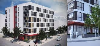 Modern Apartment Building Facade Inspiring Modern Apartment Building Facade