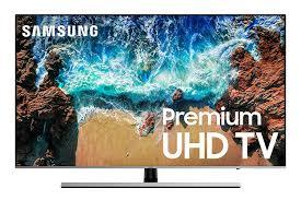 Samsung Smart Tv Comparison Chart Samsung Nu8000