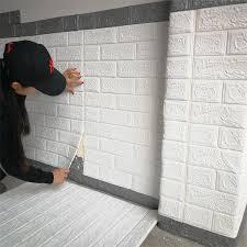 70 77cm diy self adhesive 3d wall