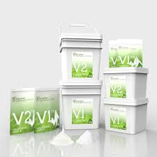 Floraflex Nutrients Feed Chart Veg Nutrients Combo V1 V2