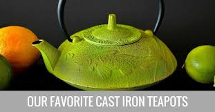 best cast iron teapots for loose leaf tea