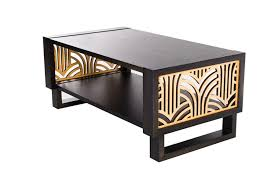 Art deco modern furniture Trends Courtesy Houzz Departures The Best Art Deco Furniture To Add Roaring 20s Flair To Your Home