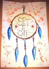 Set It Off Dream Catcher Enchanting Set It Off On Twitter A Hand Drawn Dreamcatcher By SilencedMe