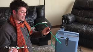 Everflo Oxygen Concentrator Yellow Light How To Use The Philips Respironics Everflo Oxygen Concentrator From Oxygen Delivers