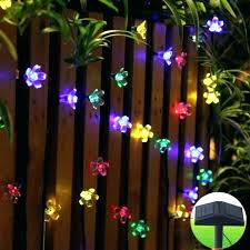 Solar String Lights Home Depot